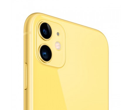 Смартфон Apple iPhone 11 64GB Yellow (MWLA2) Б/У 2