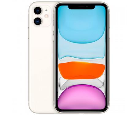 Смартфон Apple iPhone 11 64GB White (MWL82) Б/У 1
