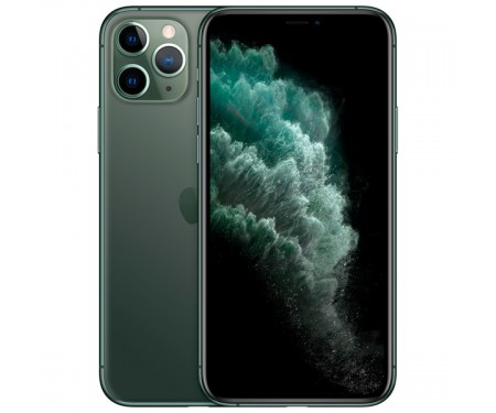 Смартфон Apple iPhone 11 Pro 64GB Midnight Green (MWC62) Витринный вариант 1