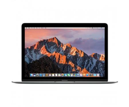 Ноутбук Apple MacBook 12 2017 (Space Gray) (MNYF2) Б/У 1