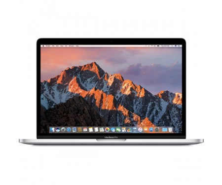 Ноутбук Apple MacBook Pro 13 Silver (MPXU2) 2017 Б/У 1