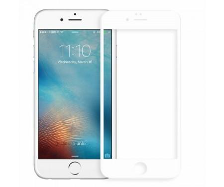 Защитное стекло Nillkin Privacy Glass Full Screen (3D AP+MAX) для iPhone 6s White 1
