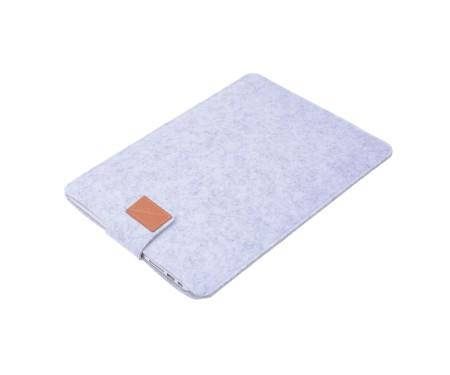 Чехол фетровый для ноутбука 15.6 (Gray) 1