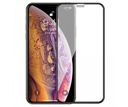 Защитное стекло Nillkin Privacy Glass Full Screen (3D AP+MAX) для iPhone Xr/11 1