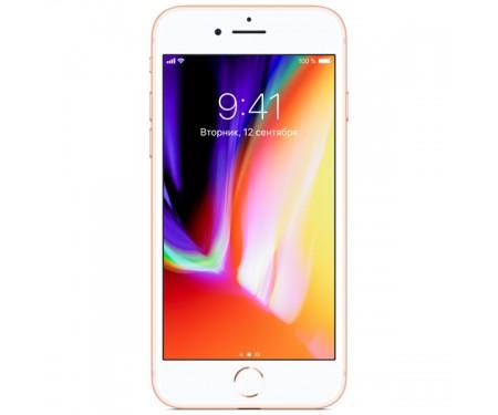 Смартфон Apple iPhone 8 64GB (Gold) (MQ6M2) Витринный вариант