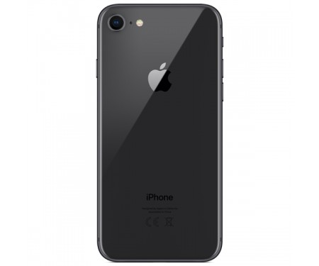 Смартфон Apple iPhone 8 64GB (Space Gray) (MQ6G2) Витринный вариант
