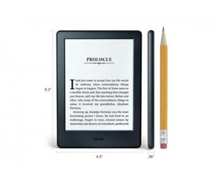 Электронная книга Amazon Kindle 6 2016 (Black) (Refurbished) 3