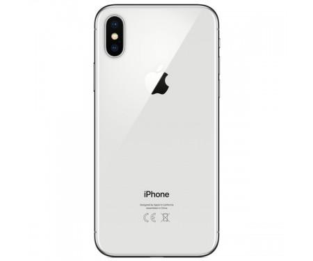 Смартфон Apple iPhone X 256GB (Silver) (MQAG2) Витринный вариант 2
