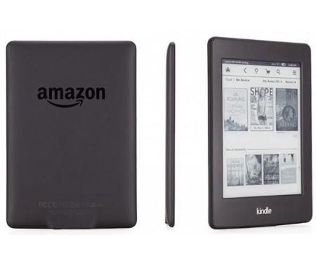 Электронная книга с подсветкой Amazon Kindle Paperwhite (2014) (Refurbished) 2