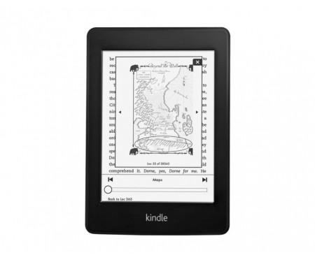 Электронная книга с подсветкой Amazon Kindle Paperwhite (2014) (Refurbished) 1