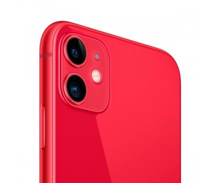 Смартфон Apple iPhone 11 64GB Product Red (MWL92) Витринный вариант 2